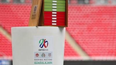 HOY / FIFA espera cerrar la selección de sedes del Mundial 2026 en los próximos meses