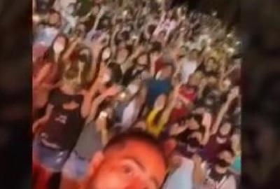 Las consecuencias del 'descontrol' en concierto en San Bernardino