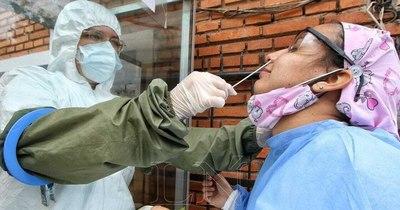 La Nación / Volverán a realizar hisopado de COVID-19 en hospital de Encarnación