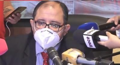 Informe de Seprelad es consistente para que la Fiscalía investigue empresa de Trovato, según abogado