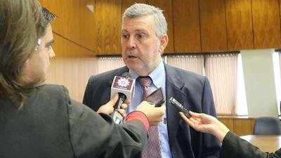 Diputado urge aprobación de la ley de subsidio a comerciantes fronterizos con Argentina