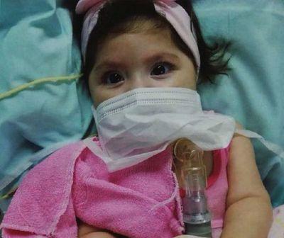 El día del amor: Bianca recibió el medicamento que podría salvar su vida