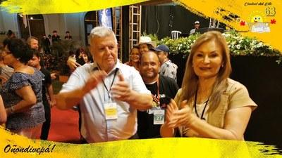Que se hizo con la PLATA que se dio al COMISION de FESTEJOS de CDE, ¿Miguel Prieto…?