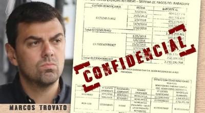 Investigan supuesto lavado de dinero en empresa de Trovato