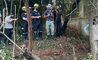 HOY / Reanudan búsqueda de Dahiana: inspeccionarán pozo ciego a fin de hallar pistas
