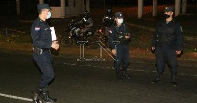 La Nación / Giuzzio asegura que barreras policiales serán levantadas desde ruta PY02