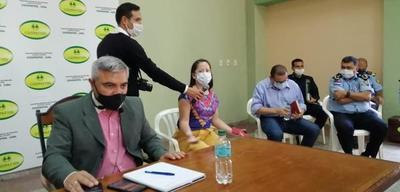 Declaran Emergencia Sanitaria en Coronel Oviedo – Prensa 5