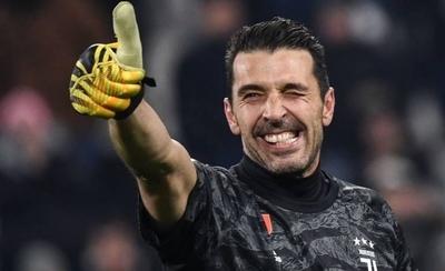 HOY / Buffon, el baluarte incombustible del fútbol italiano cumple 43 años