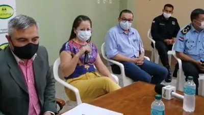 Declaran emergencia sanitaria en Coronel Oviedo por 15 días