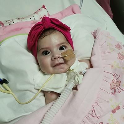 """La pequeña Bianca recibe el medicamento """"más caro del mundo"""""""