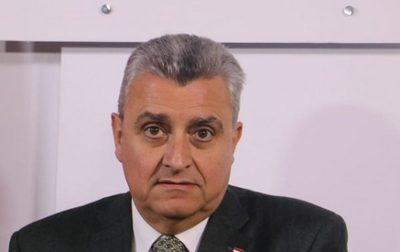 Fijan fecha para tratar voto censura a Villamayor en Diputados