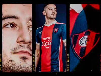 Cerro Porteño presenta su camiseta para la temporada 2021