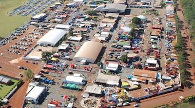 Postergan Expo Santa Rita prevista para mayo