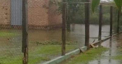 La Nación / Intendente responsabiliza a director del MOPC por inundaciones en San José