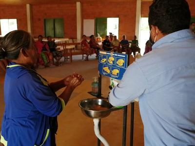 Acueducto: capacitan a indígenas en el uso y cuidado del agua