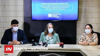 UNAE PRESENTA PROYECTO DE INVESTIGACIÓN SOBRE SALUD MENTAL Y COVID
