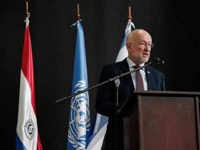 Paraguay recuerda el Holocausto y pide seguir luchando contra discriminación