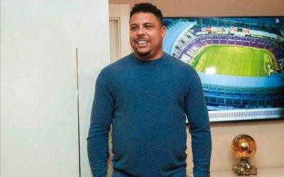 Ronaldo tiene a dos paraguayos en su once ideal de la Libertadores