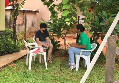 Realizan encuestas sobre situación socioeconómica de postulantes a becas de Itaipu
