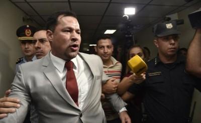 Ulises Quintana podrá salir de Asunción tras levantamiento de medida