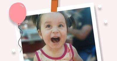 La Nación / Zoe Valentina: otra niña paraguaya que recibirá el Zolgensma como tratamiento del AME