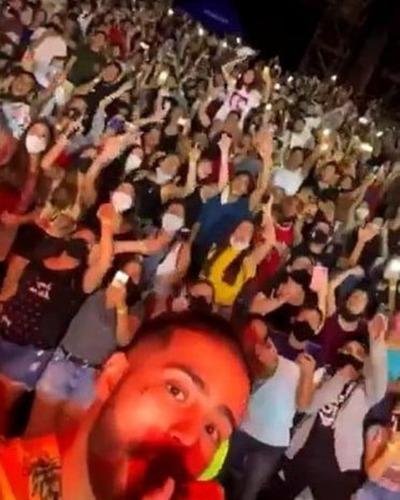 Suspenden conciertos en San Bernardino
