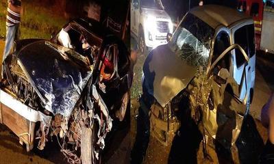Benefician con prisión domiciliaria a supuesto responsable de accidente fatal en Coronel Oviedo – Prensa 5
