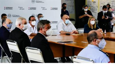 Autoridades delinean acciones contra el dengue