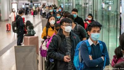 China realiza hisopados anales para detectar el Covid-19