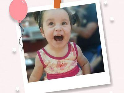 Otra niña con AME también recibirá Zolgesma gracias a lotería mundial