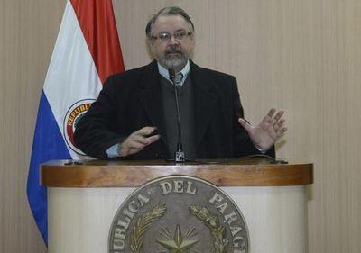 Itaipú: López Flores es virtual reemplazo de Richer en equipo negociador