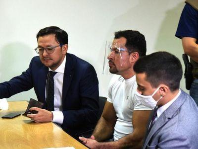 Ulises Quintana puede salir de Asunción y hará campaña