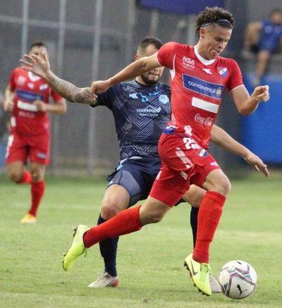Nacional supera a Guaireña FC
