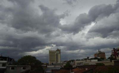 Precipitaciones y tormentas eléctricas continuarán este jueves