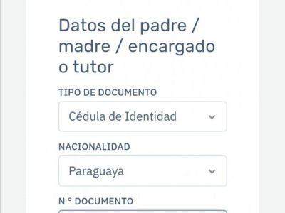 Habilitan desde hoy formulario para elegir si mandar al hijo a clase presencial o virtual