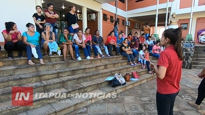NUEVAS FAMILIAS SE INCORPORAN A TEKOPORÃ EN ENCARNACIÓN