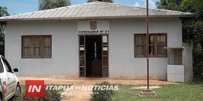 ASALTARON A RESPONSABLE DE FARMACIA Y SE ALZAN CON GS. 10.000.0000