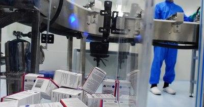 La Nación / COVID-19: gestionan que primer lote de vacunas llegue en dos semanas