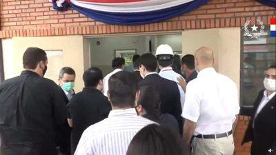 Inauguran Unidad de Salud de la Familia en Mora Cué, Luque