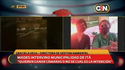 Comuna de Itá se levanta y amenaza al MADES tras intervención