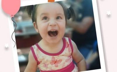 Zoe será la segunda niña paraguaya con AME en recibir el Zolgensma