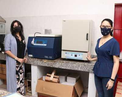 INTN adquirió equipos de avanzada tecnología para dar un mejor servicio al usuario