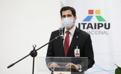 HOY / Cuestiona nombramiento de González en Itaipú y afirma que no fue leal al país