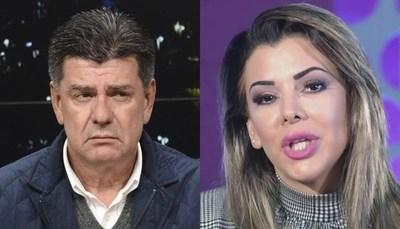 Marly Figueredo, expectante a la prisión de Efraín Alegre