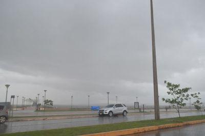 Continúan lluvias esporádicas en Itapúa