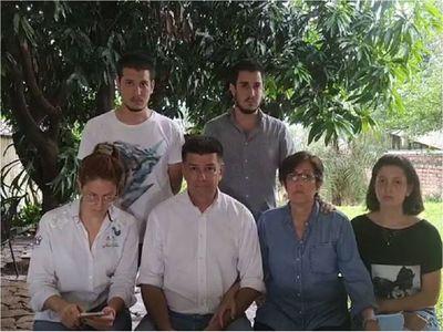 """Efraín Alegre: """"Yo voy a estar preso por denunciar a los corruptos y a la mafia"""""""