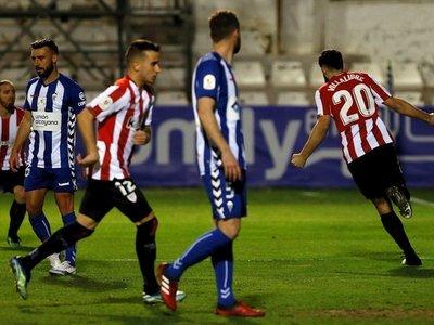 Athletic pone fin al sueño del Alcoyano