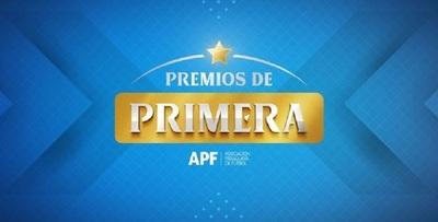 APF premiará a los mejores del 2020 con los Premios de Primera