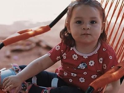 Zoe Valentina,   otra niña que recibirá el costoso fármaco
