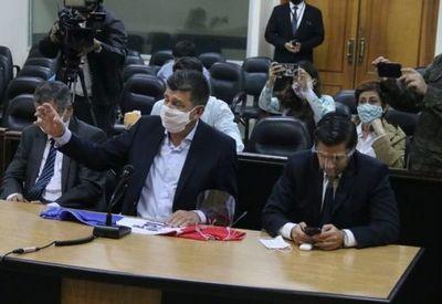 Efraín Alegre en prisión: Defensa planteará nueva audiencia de imposición de medidas